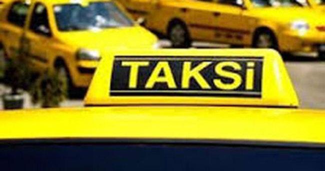 Taksiciler müjde! panik butonu geliyor