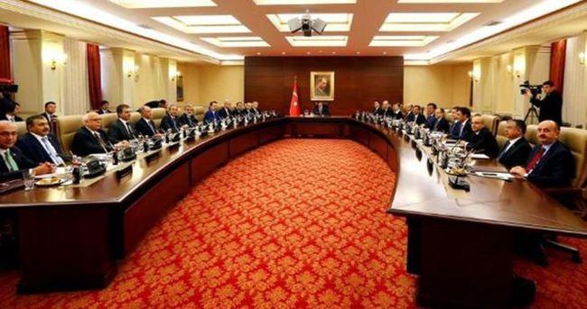 Bakanlar Kurulu toplantısı ertelendi