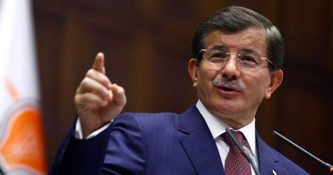Başbakan Davutoğlu'ndan önemli mesajlar