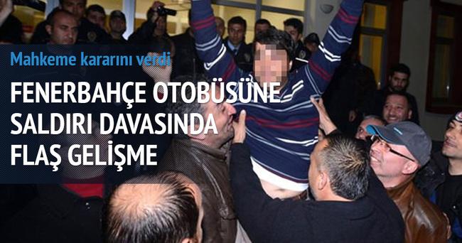 Fenerbahçe'ye yapılan saldırıda flaş gelişme! Serbest bırakıldılar