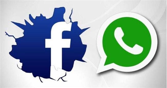 Facebook ve Whatsapp'tan tarihi birleşme
