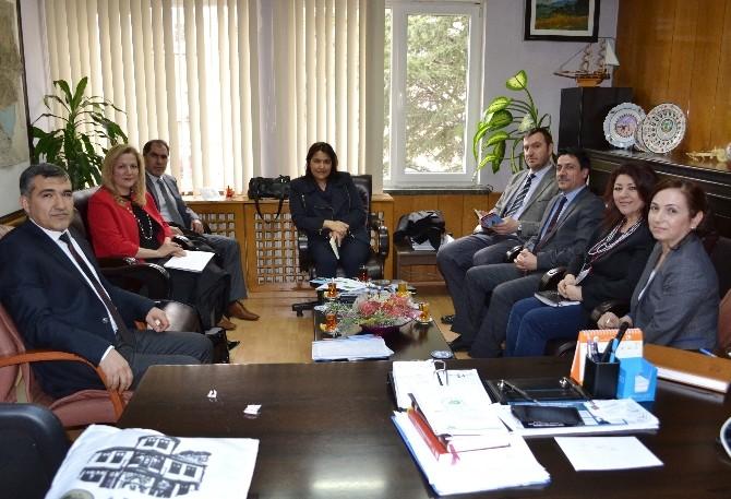 Afyonkarahisar Başkomutan Tarihi Milli Park Tanıtım Toplantısı Yapıldı