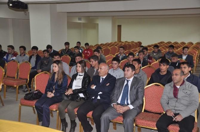 Meslek Lisesi Öğrencilerine Yurtdışı Bilgilendirme Toplantısı