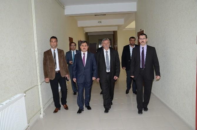Doğanşehir'den Darende'ye Ziyaret