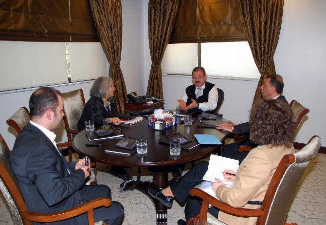 Türkonfed Gaziantep Ekonomisini Kitaplaştıracak
