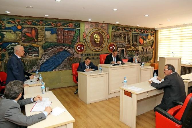 Gümüşhane İl Genel Meclisi'nin Nisan Ayı Toplantıları Sona Erdi