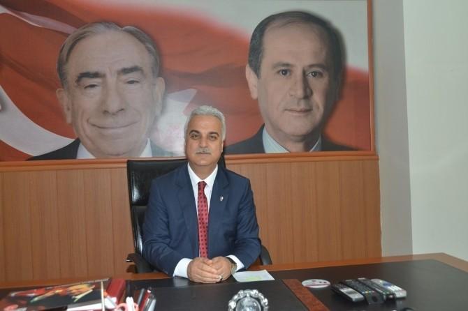 "MHP İl Başkanı Baş: ""Bu Liste Hepimizin Listesidir"""