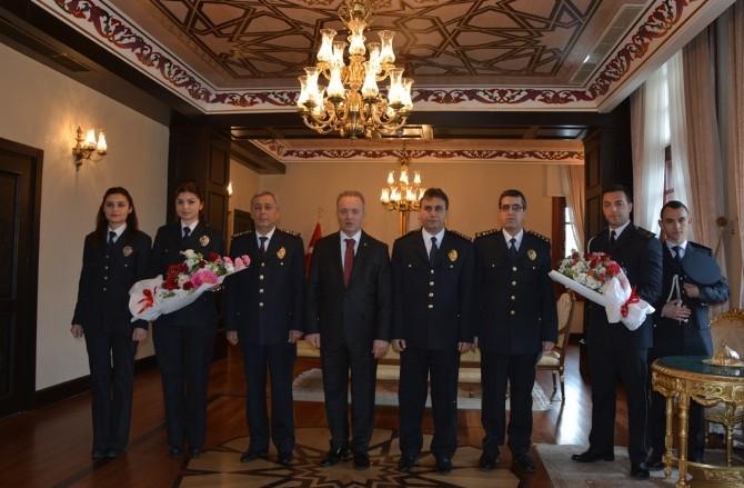 Afyonkarahisar'da Polis Teşkilatının 170. Yılı Kutlanıyor