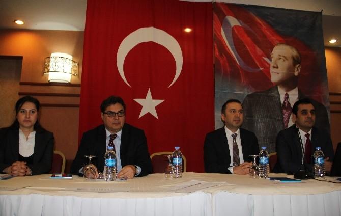 Bilim, Sanayi Ve Teknoloji Bakanlığı Bölge Toplantısı Çorum'da Yapıldı