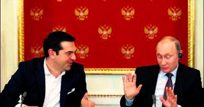 Putin: Atina, Türk Akımı'yla ilgileniyor