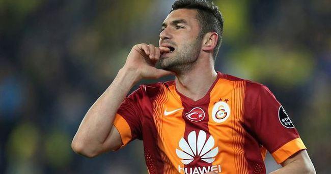 Trabzon maçında Burak sahada olacak mı?