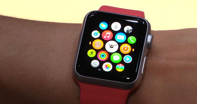 Apple Watch için ilk 'kutu açılış' videosu Çin'den geldi