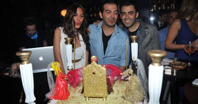 Cihan Şensözlü çifte kutlama yaptı