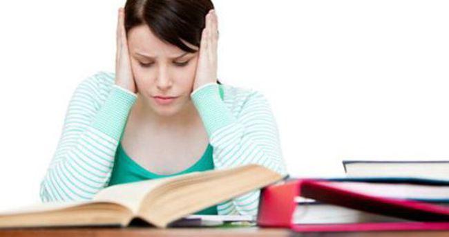 Sınav kaygısı ile başa çıkma yöntemleri