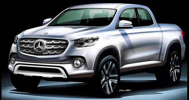 Mercedes ve Nissan ortaklığa gitti