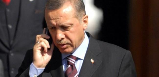 Yunanistan'dan Erdoğan'a telefon