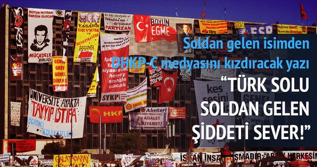 Cengiz Alğan'dan Türk Solunu kızdıracak yazı!