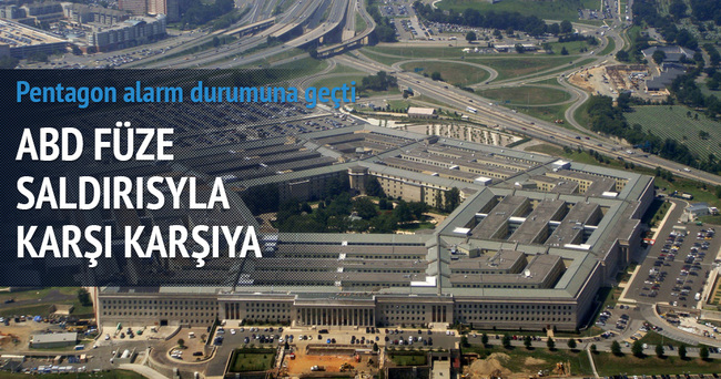 ABD'li komutan: Kuzey Kore bizi nükleer füzeyle vurabilir