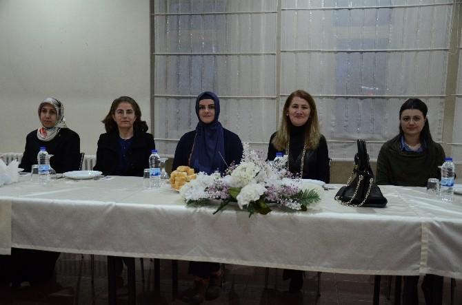 Emniyet Mensubu Eşlerinden Polis Haftası Ziyaretleri
