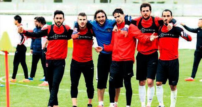 Erkan'ın takımından şov