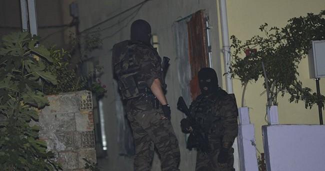 Kayseri'de DHKP-C operasyonu