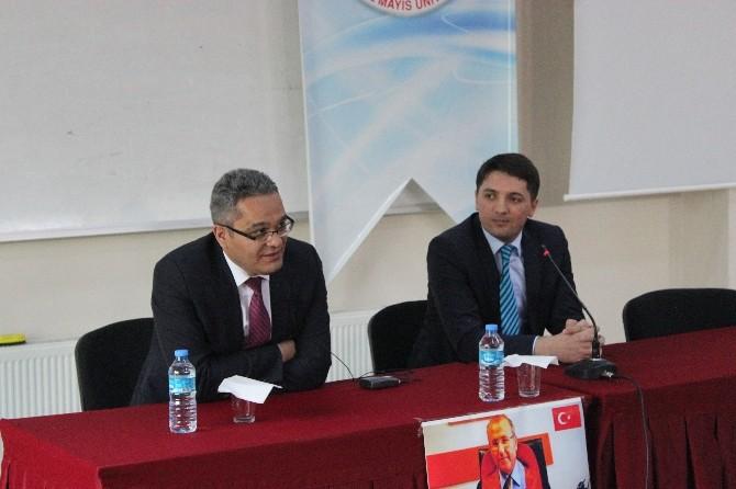 Başsavcı Bozkurt, Deneyimlerini Paylaştı
