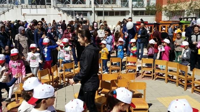 Şehzade Mehmet Koleji Süt Şenliği Düzenledi