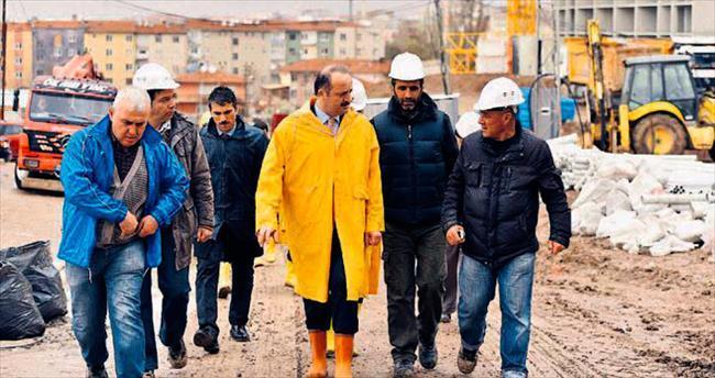 Mamak'ta kentsel yenileme atağı