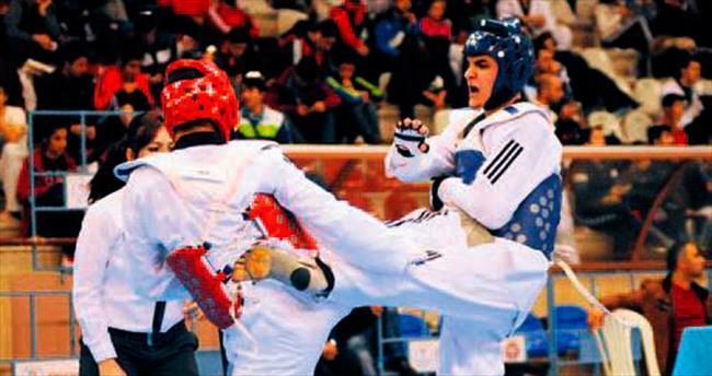 Nisan soğuğunda taekwondo