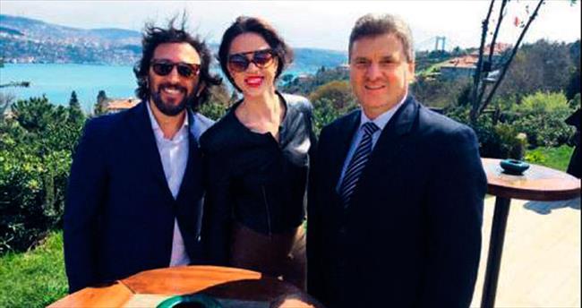 Cumhurbaşkanı'ndan Makedonya'ya davet