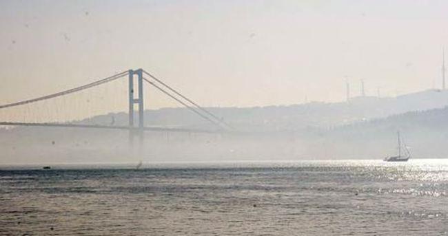 İstanbullular güne sisle başladı
