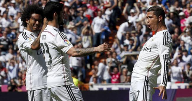 Ronaldo'dan 347 gün sonra bir ilk