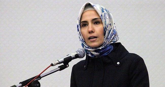 Sümeyye Erdoğan: İmam Hatipler yeni Türkiye'nin manifestosudur