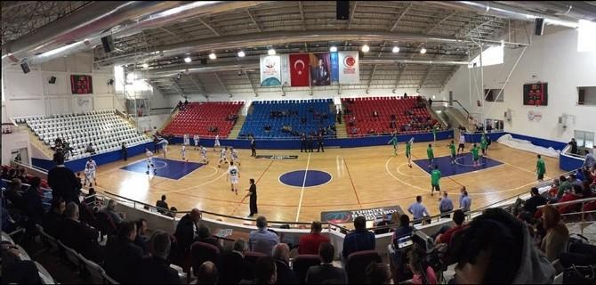 Büyükşehir Basket Takımının Galibiyet Serisi Devam Ediyor