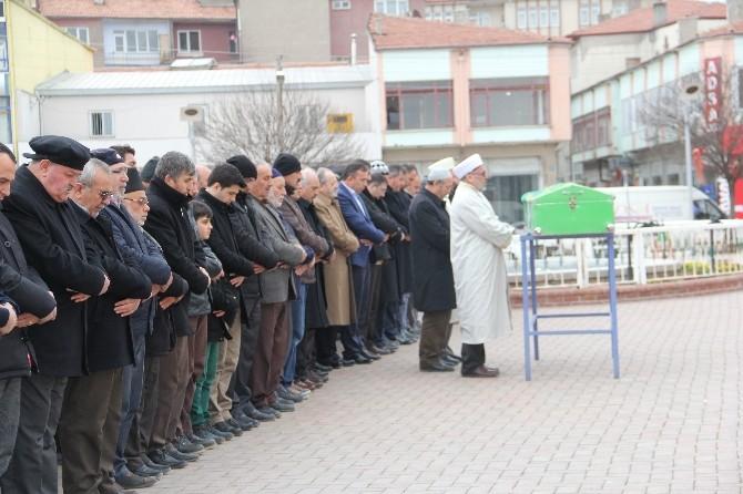 Alaca Eski Belediye Başkanı Mahmut Köksal'ın Acı Günü