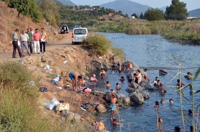Jeotermal Alan Dalaman Belediyesine Tahsis Edildi