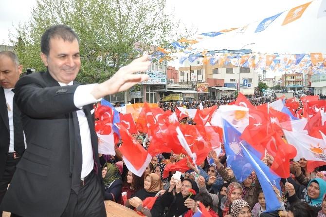 Bakan Çelik: Marifet Türkiye'yi Yöneten Kadrolarda, İşi Ehline Verirseniz Yemeği İyi Yapar