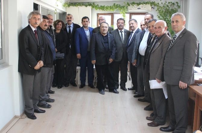 Muğla'daki Tarımsal Projeler Masaya Yatırıldı