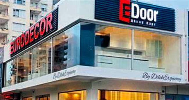 Eurodecor kalitesi artık Antalya'da