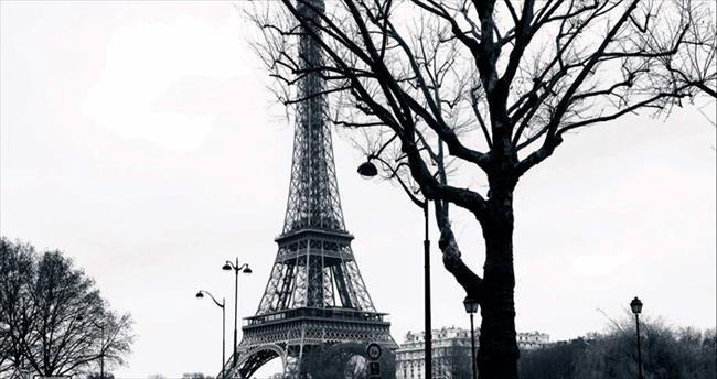 Zarif başkent Paris