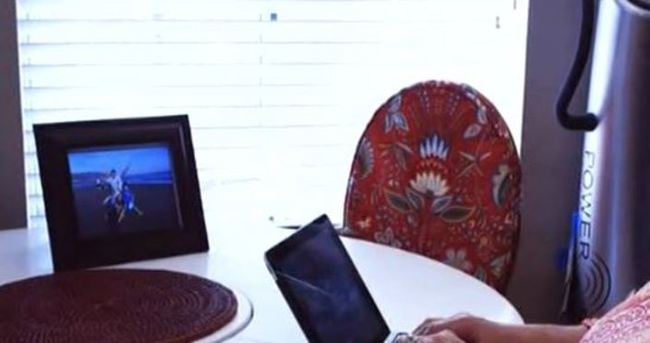 Eski iPad'leri dijital çerçeveye dönüştürün