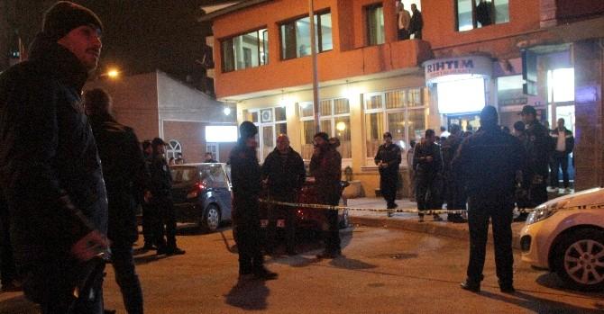 (Özel Haber) Erzurum'da Restorana Silahlı Saldırı: 2 Yaralı
