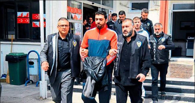 Cinayete adları karışanlar farklı suçlardan tutuklandı