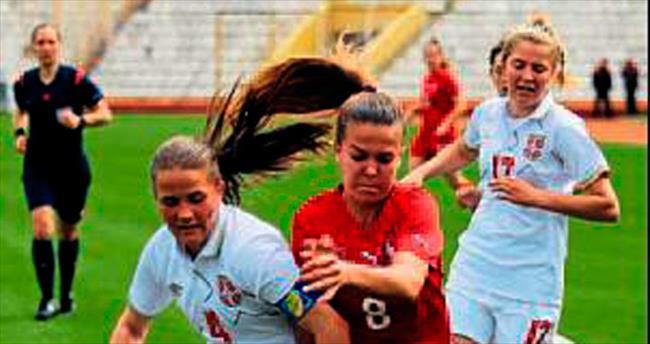 Kızlar U17 takımı İsviçre'yi ağırlıyor