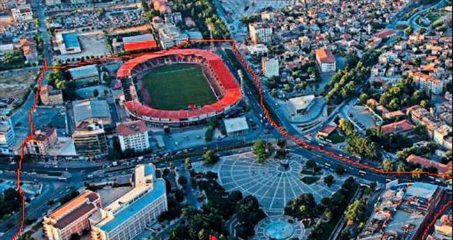 Gaziantep'e dev meydan geliyor