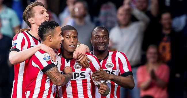 PSV Eindhoven şampi...