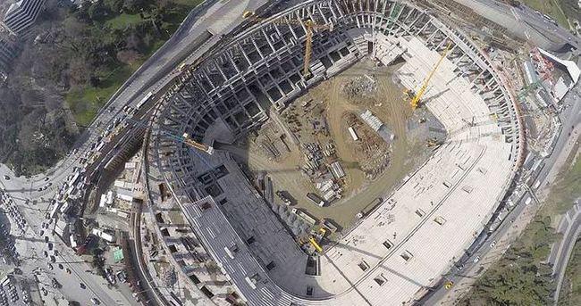 Vodafone Arena'dan kombine almak için son gün