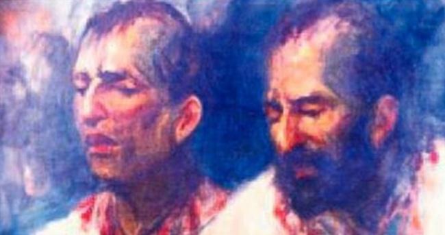Dervişler tablosu, 210 bin liraya satıldı
