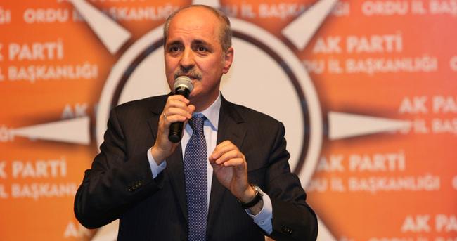Kurtulmuş: Eski Türkiye sandıkta kalacak