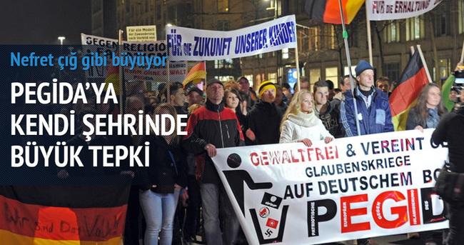 PEGİDA'ya Almanya'da büyük tepki